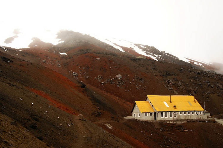 Cotopaxi refuge hd