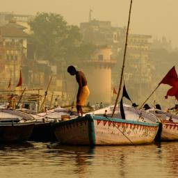 Inde, Dehli > Benares