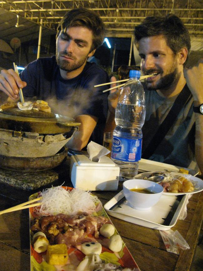 Street food palace