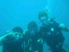 Renforcement des diving skills de l'équipe
